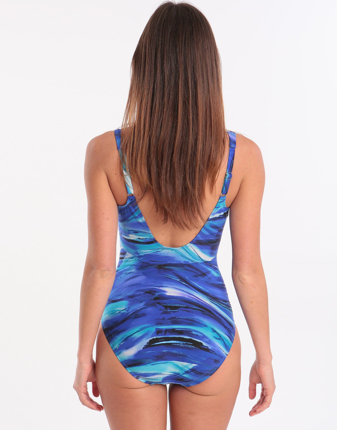 Miraclesuit The Breakers Sanibel Swimsuit - Blue