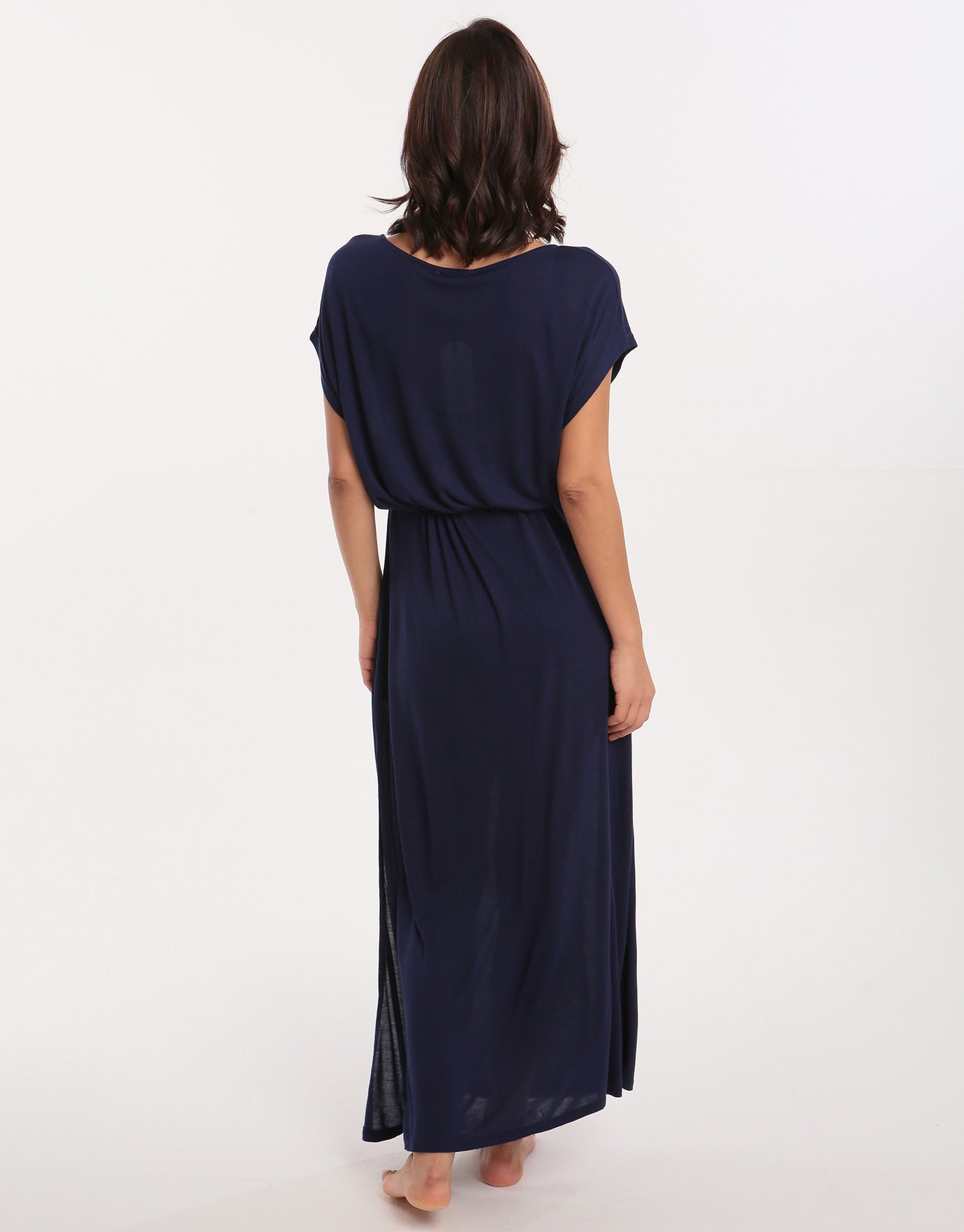 Pia Rossini Evora Maxi Dress - Navy