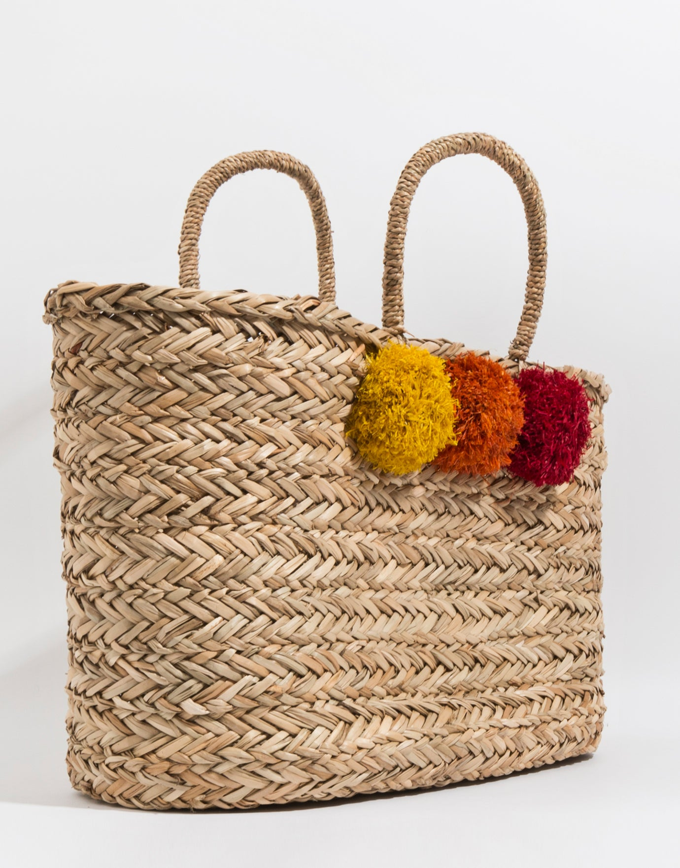 Pia Rossini Sozo Basket - Natural