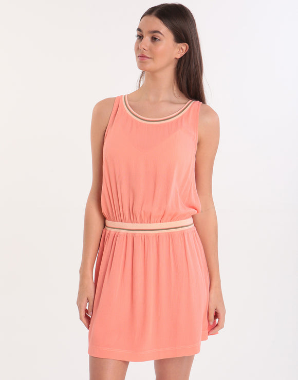 Banana Moon Royal Allday Dress- Rose