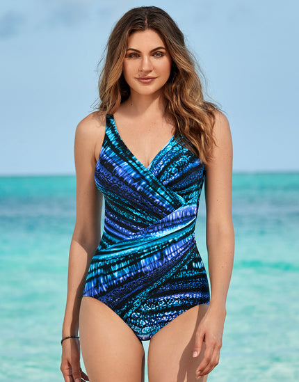 Miraclesuit Cat Bayou Oceanus Swimsuit - Multi