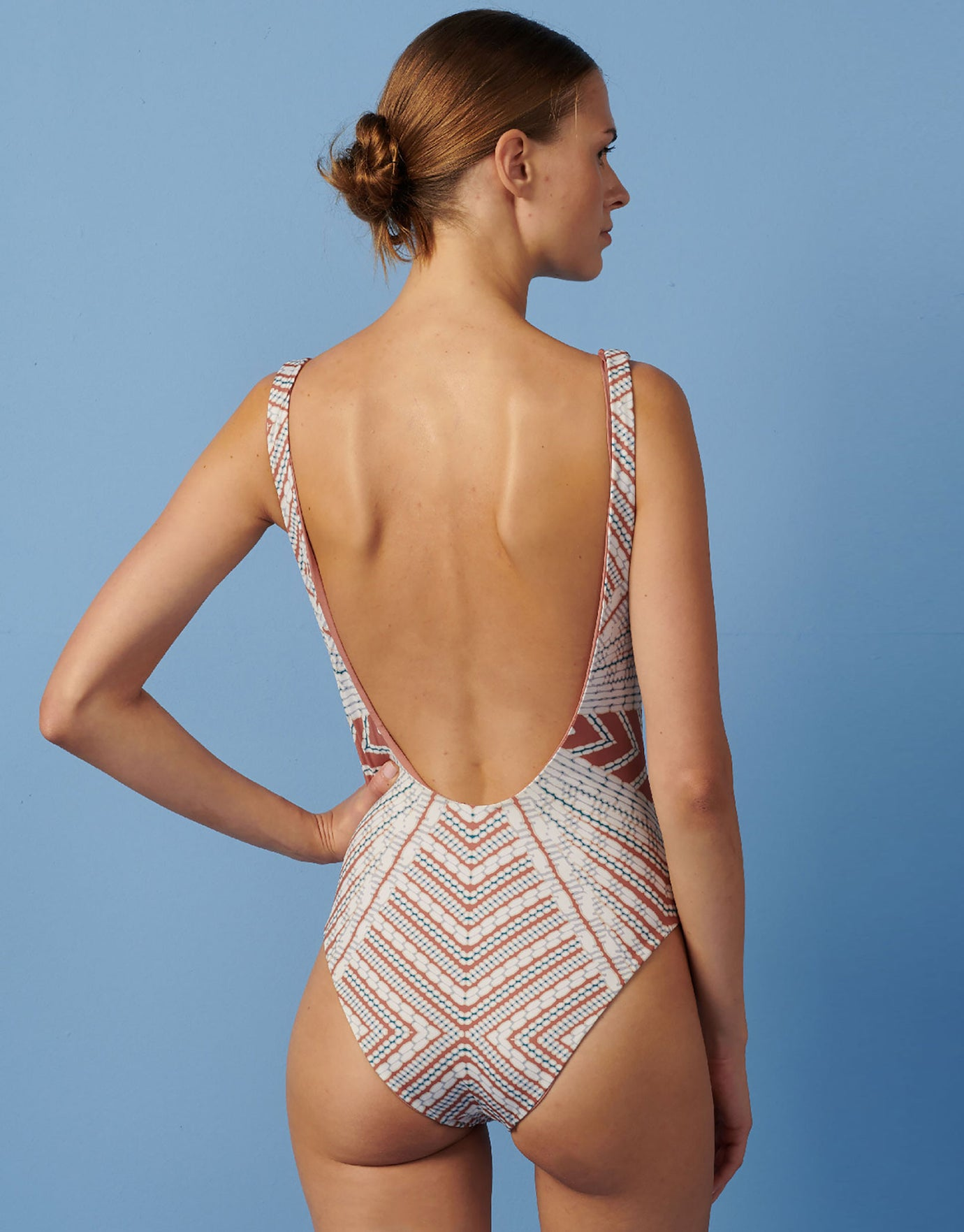 Paolita Kito Reversible Swimsuit - Print