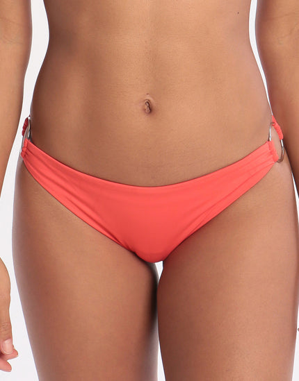 Banana Moon Ring Vaiva Hipster Bikini Bottom - Tangerine