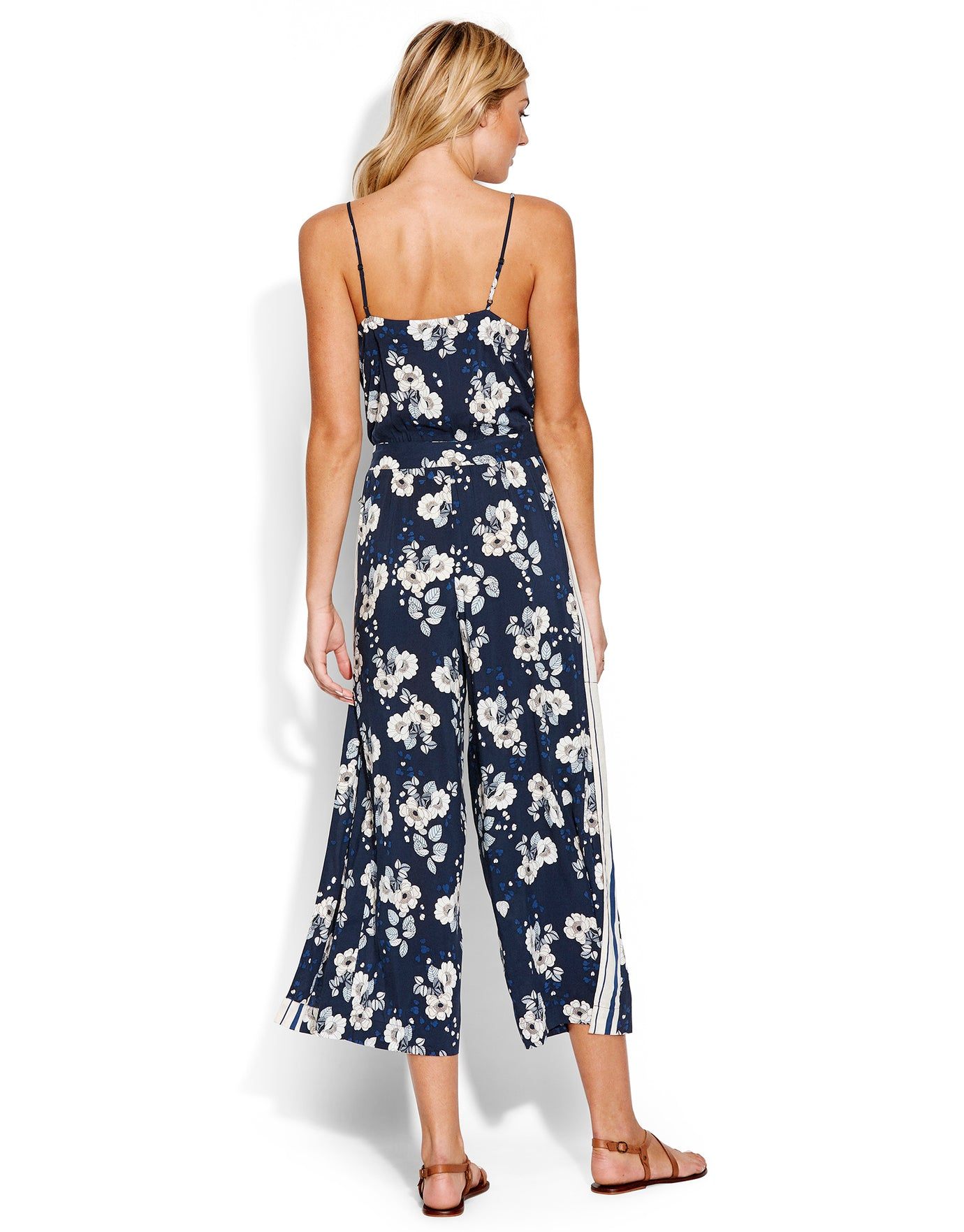 Seafolly Splendour Jumpsuit - Indigo