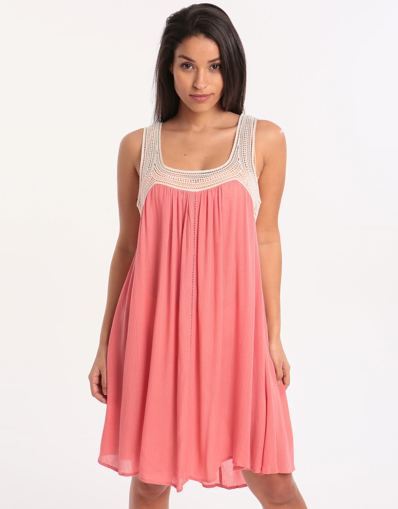 Watercult Dress - Shell Pink