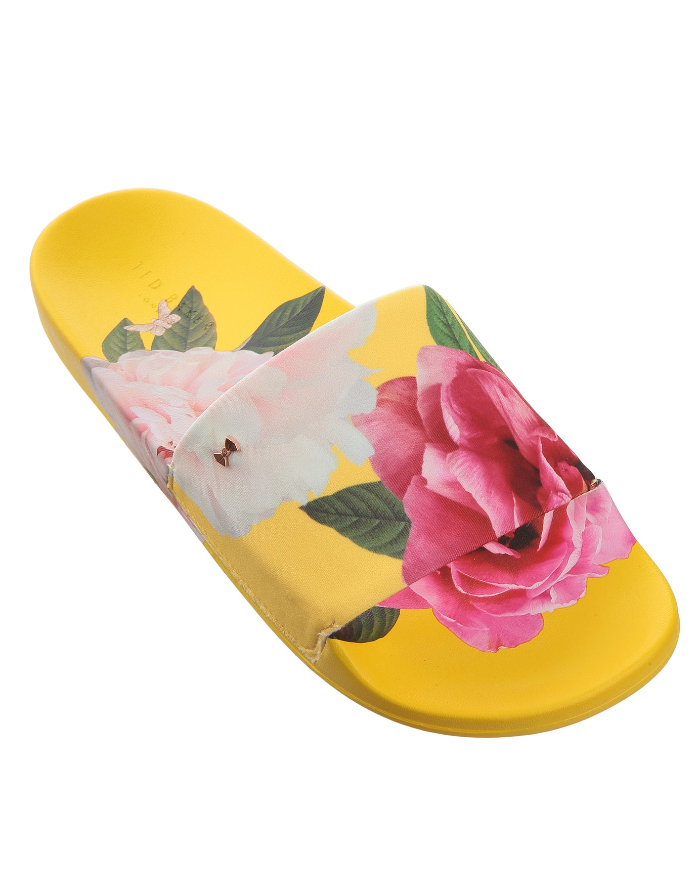 Ted Baker Avelini Slider - Magnificent Yellow