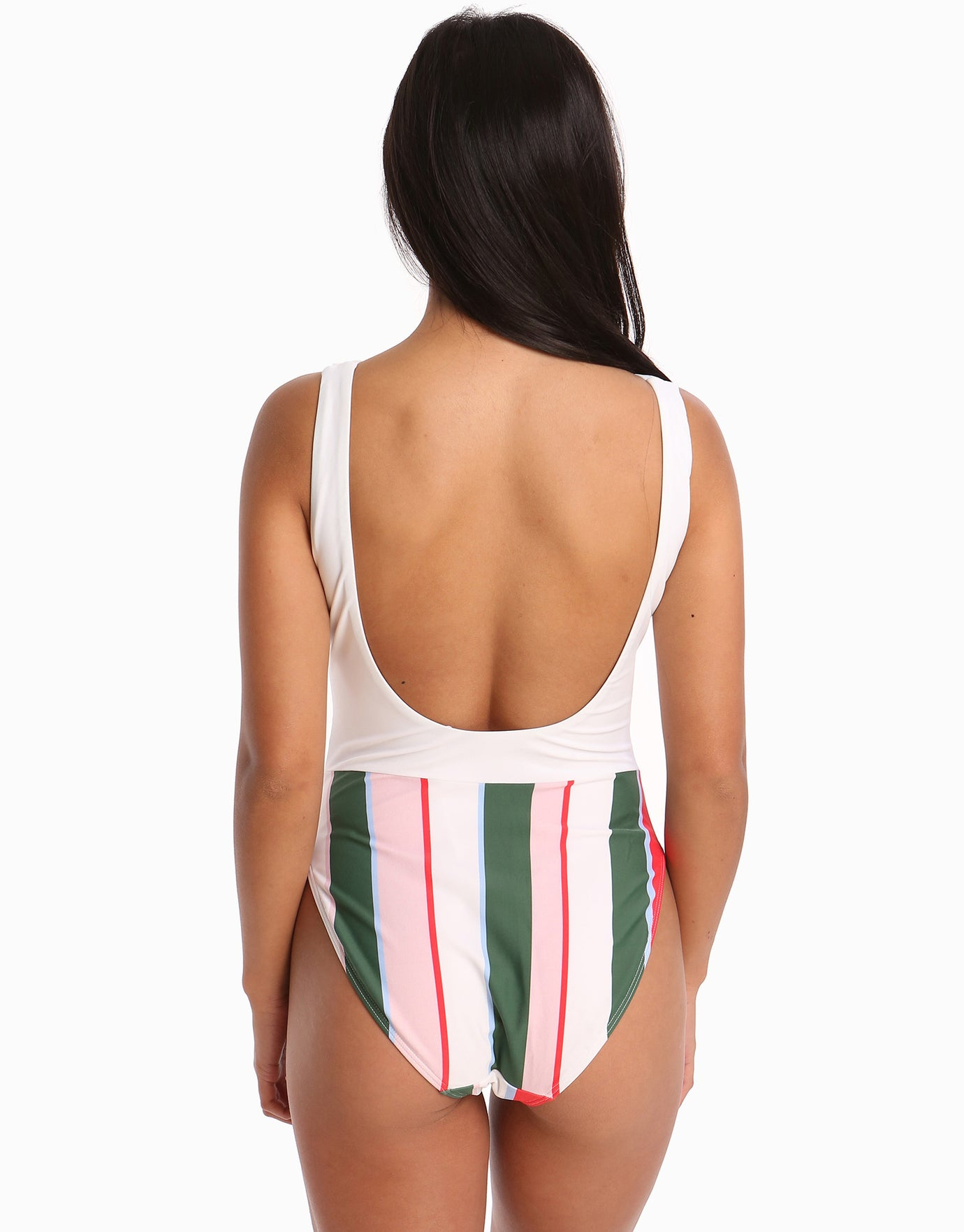 Ted Baker Analee Tutti Frutti Swimsuit - White