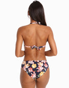 Jets Galleria 50s Moulded Bikini Top - Ink