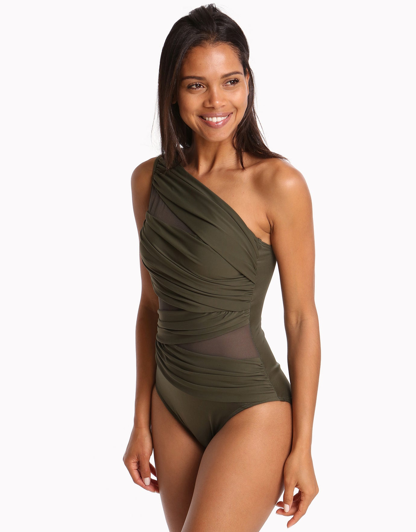 Miraclesuit Network Jena Swimsuit - Olive