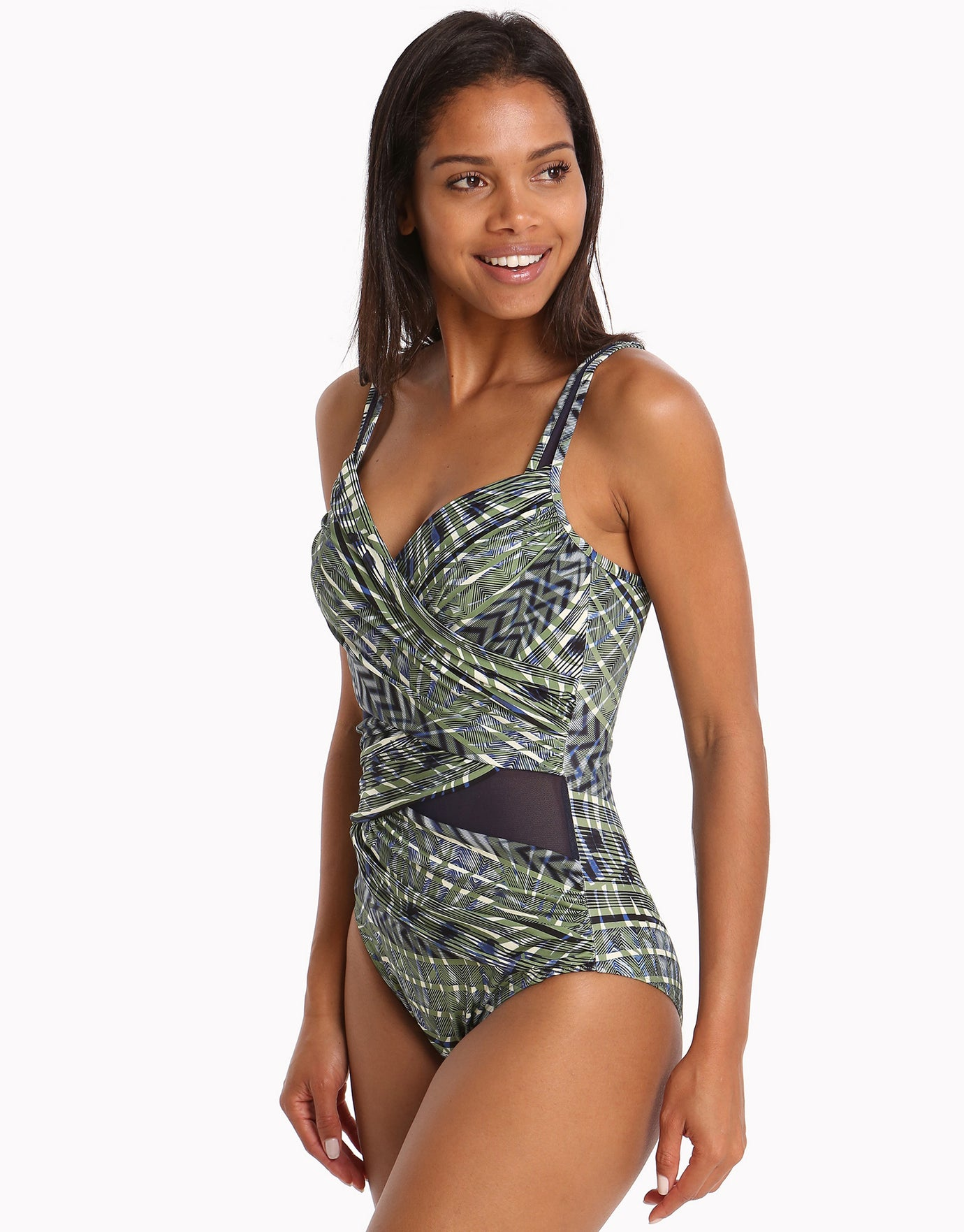 Miraclesuit Monteverde Madero Swimsuit - Print