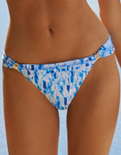 Melissa Odabash Grenada Adjustable Bikini Bottom - Waterfall