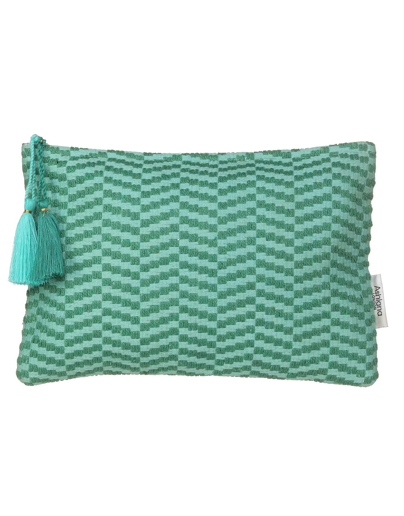 Ashiana Mini Miami Pouch - Green