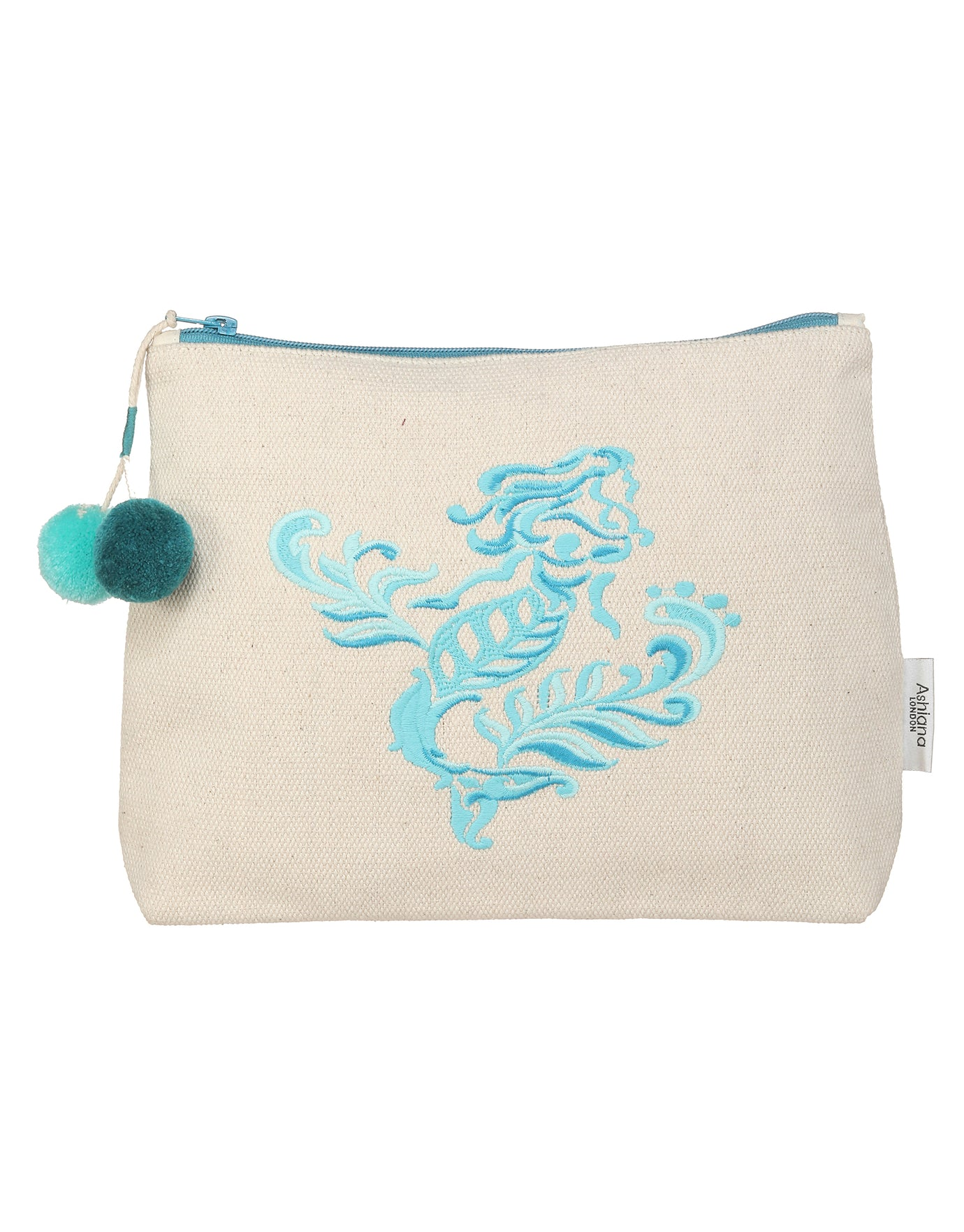 Ashiana Los Angeles Travel Pouch - Mermaid