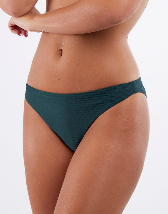 Banana Moon Romeo Wila Bikini Pant - Bottle Green