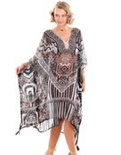 Iconique Fuego Poncho - Black