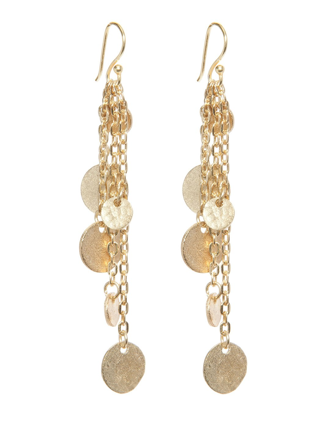 Image of Ashiana Alena Earrings - Gold