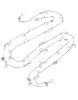 Ashiana Alena Necklace - Silver