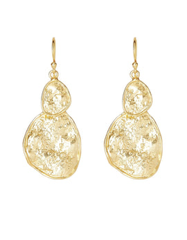 Ashiana Secret Earrings - Gold
