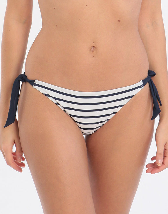 Banana Moon Carefort Dasia Tie Side Hipster - Stripe