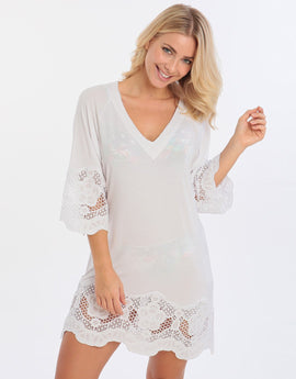 Fantasie Dione Tunic - White
