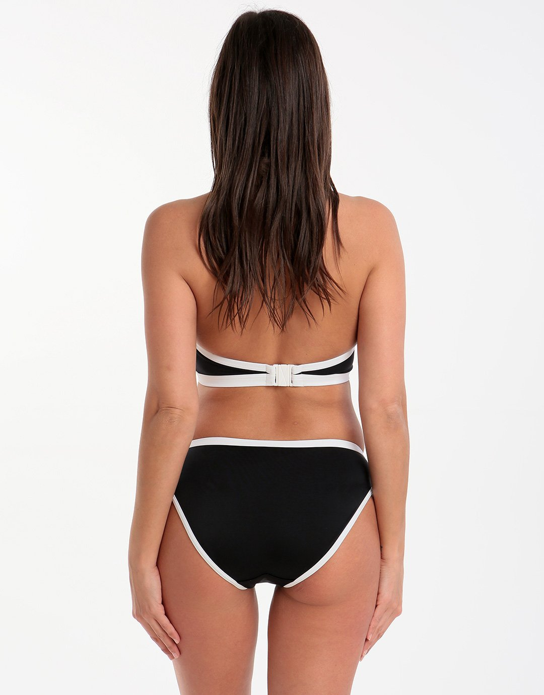 Freya Back to Black Bikini Brief - Black