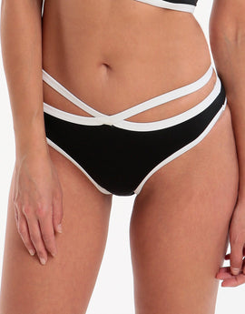 Freya Back to Black Italini Brief - Black