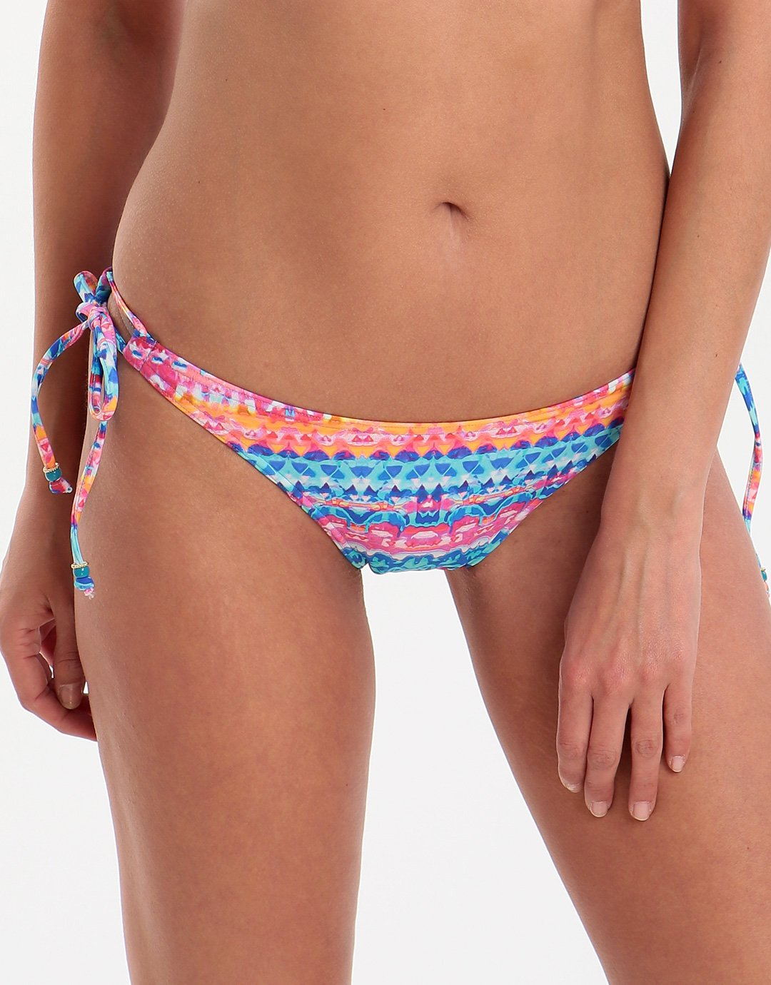 b718d509d66 Freya Cuban Crush Rio Tie Side Brief - Multi | Simply Beach UK