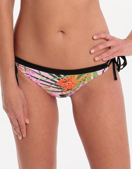 Freya Lost in Paradise Italini Tie Side Brief - Pink
