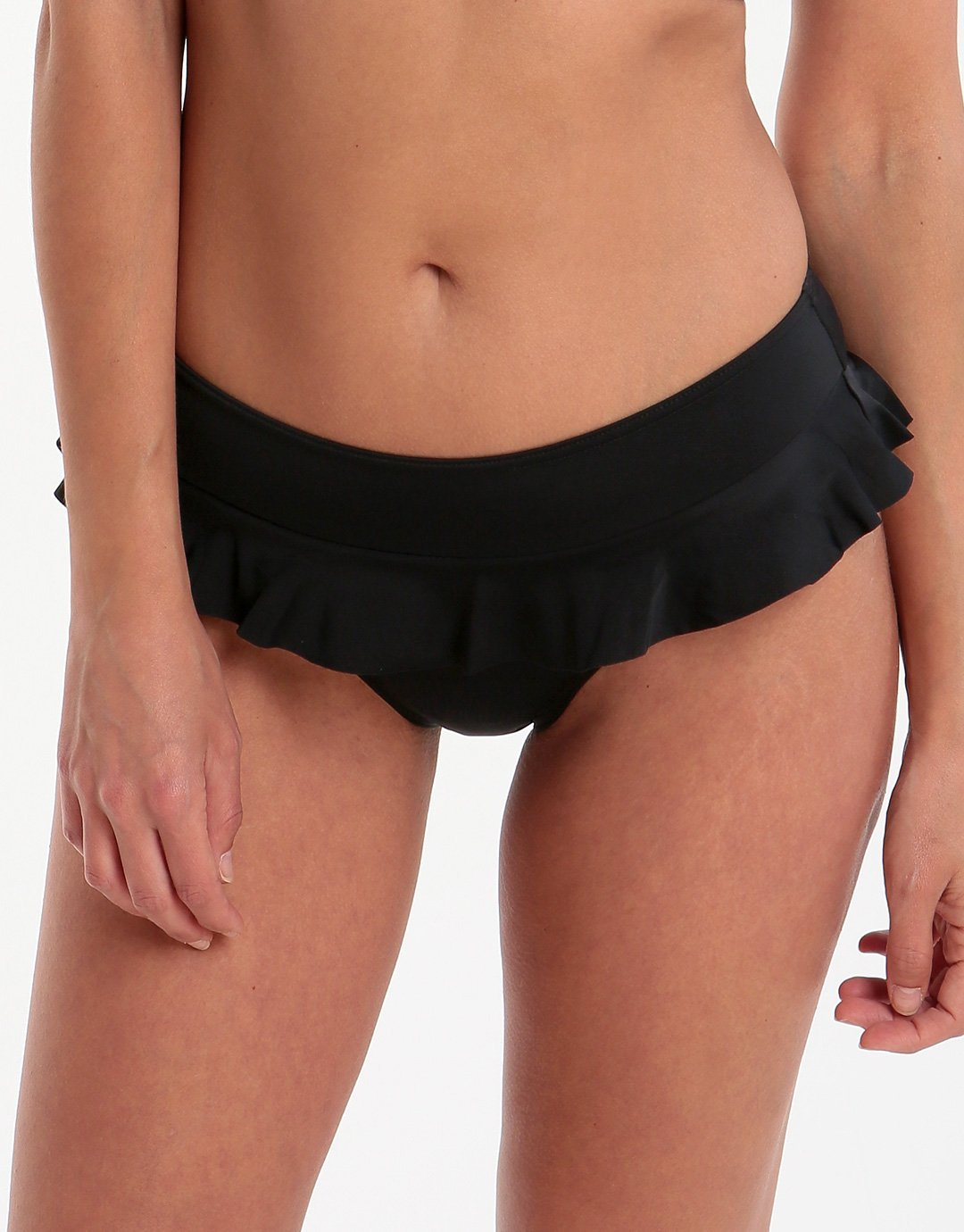 Freya Remix Latino Brief - Black
