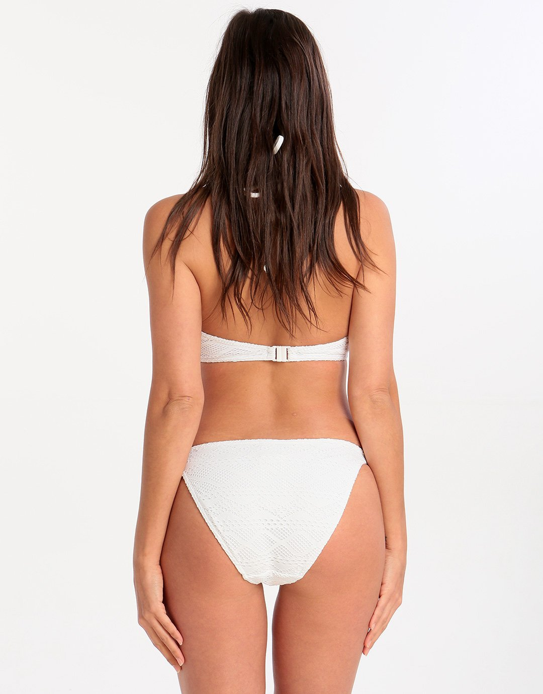 Freya Sundance Rio Brief - White
