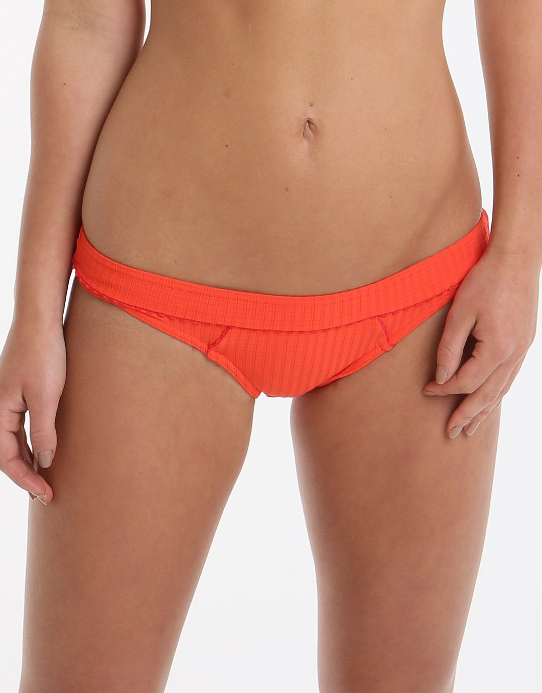 Huit Absolutely Chic Low Waisted Brief - Tangerine