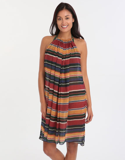 Lenny Niemeyer Azteca Beads Dress - Print