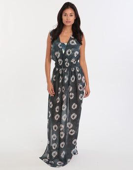 Lenny Niemeyer Padang Long Ruffled Dress - Print