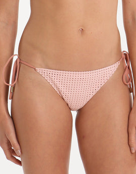Melissa Odabash Peru Lattice Pant - Blush
