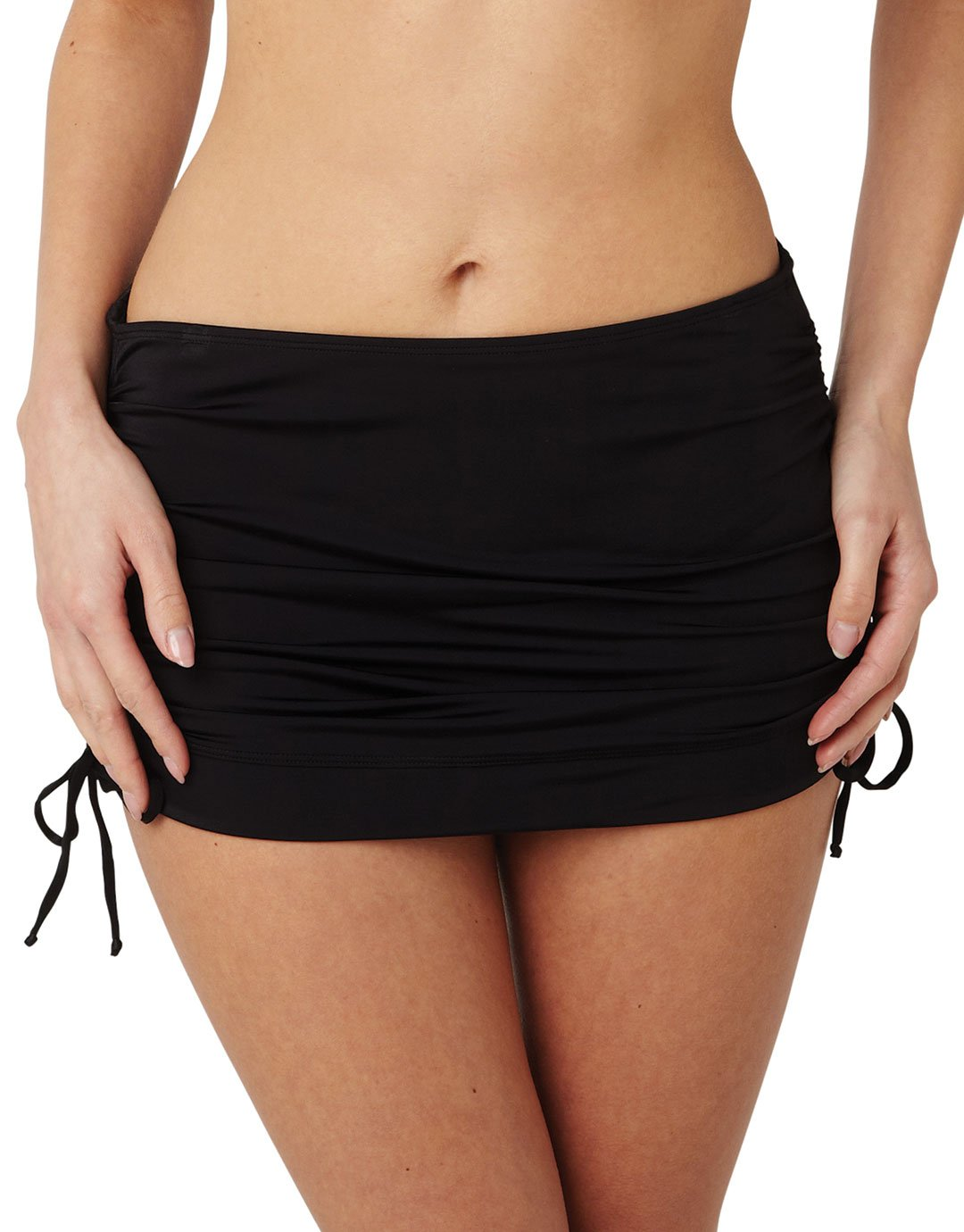 Panache Anya Skirted Pant - Black