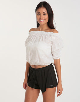 Pia Rossini Amal Top - White