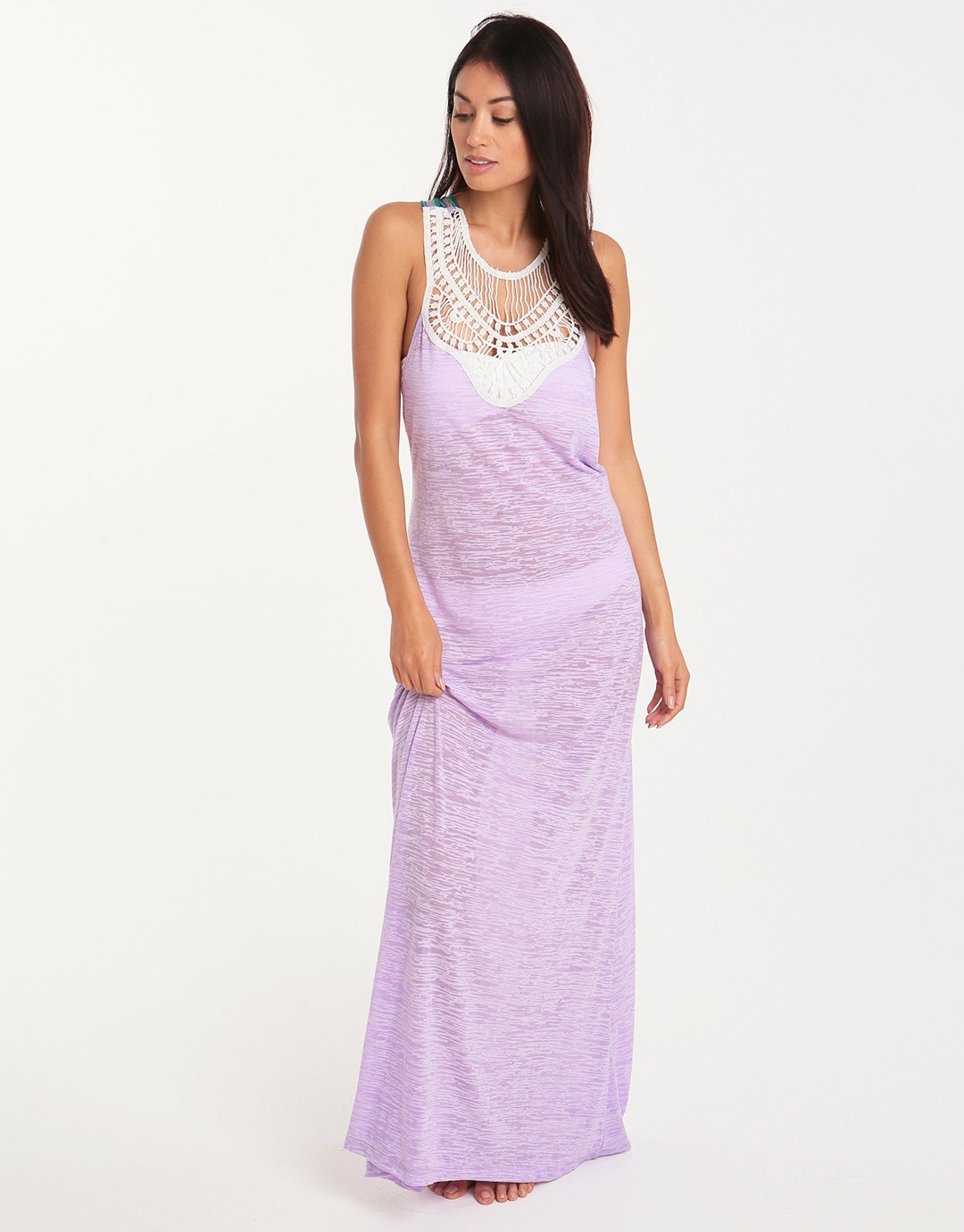 Pitusa Pharaoh Dress - Lavender