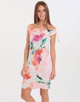 Roidal Fidji Emma Dress - Print