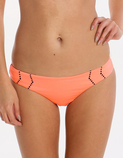 Seafolly Beach Squad Hipster - Fluromelon