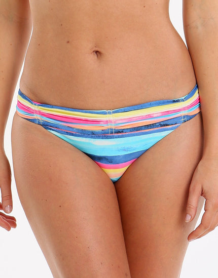Seafolly Blue Coast Brazilian Pant