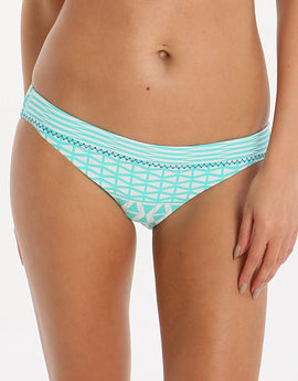 Seafolly Modern Geometry Hipster - Bahama
