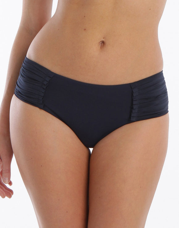 Seafolly Pleated Retro Pant - Indigo