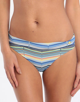 Sunseeker Prismatic Stripe Classic Pant - Aqua Splash