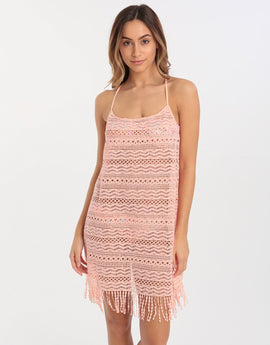Watercult Dress - Apricot Blush