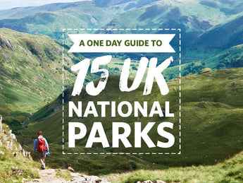 Celebrating National Parks Week UK