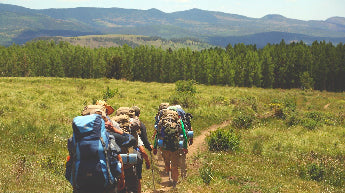 Introduction Into Backpacking