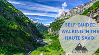 Self-Guided Walking In The Haute Savoie