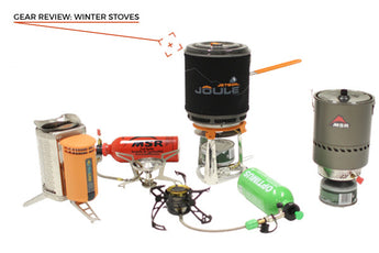 Gear Review: Top 5 Winter Stoves