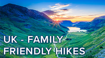 The UK's Most Family Friendly Hikes