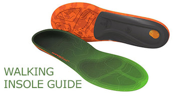 Walking Insole Guide